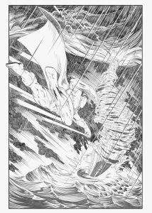 Superman Splash